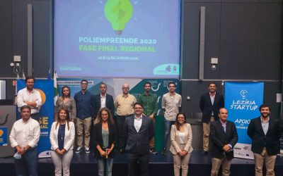Projecto ALM-Automatic Lubrification Mechanism vence Final Regional do Poliempreende