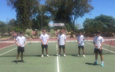 Sub16 do TenisAlmeirim com entrada directa no Campeonato Nacional de equipas