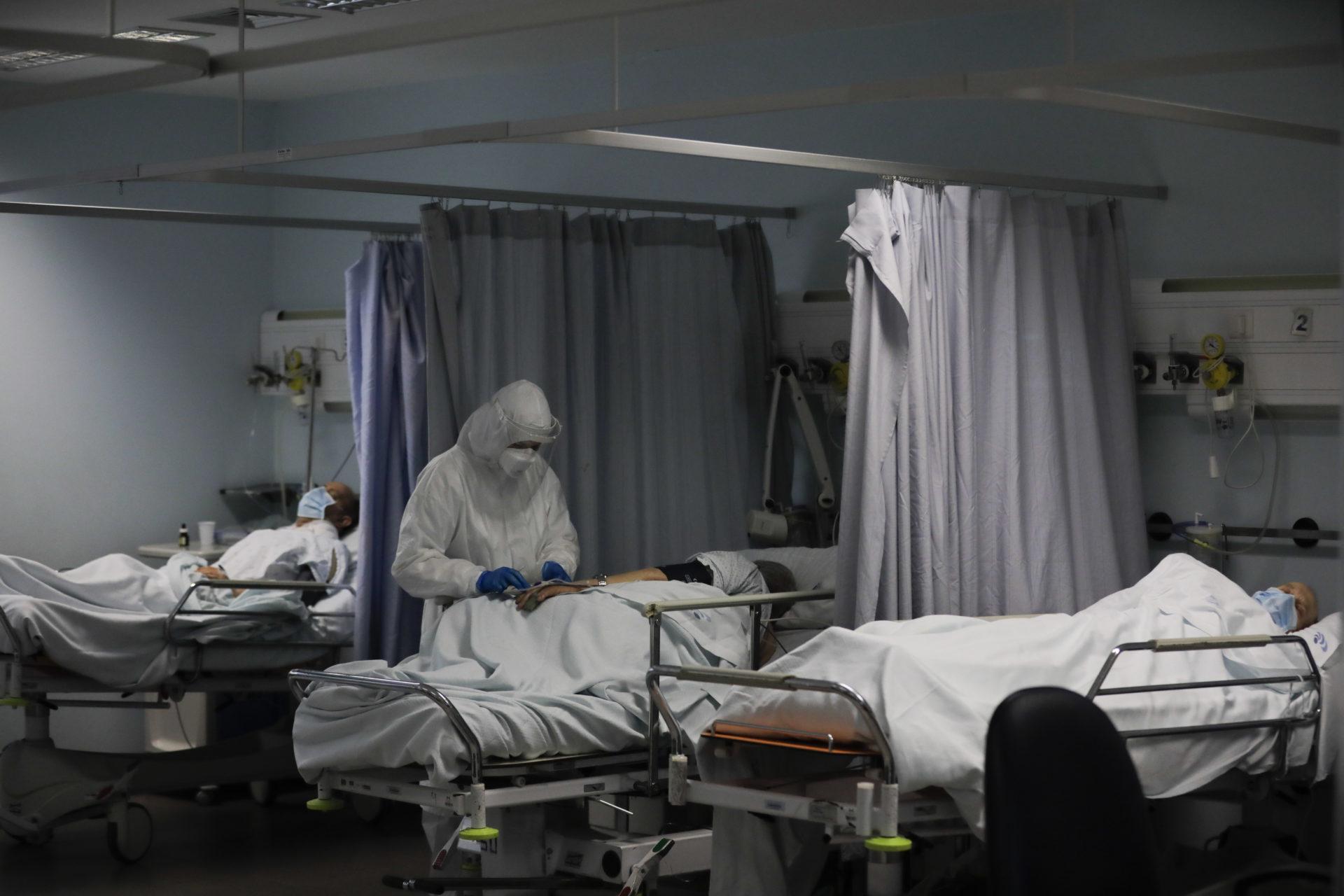 Visitas a doentes internados nos hospitais do Médio Tejo retomadas sábado