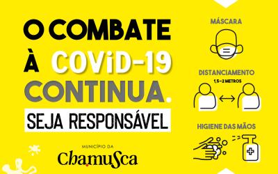 Município da Chamusca lança nova campanha de sensibilização