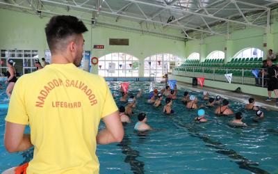 Escola de Natação de Rio Maior inicia nova época a 1 de Setembro