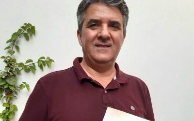 José Gaspar lança novo livro