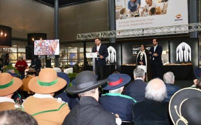 Celebração dos 40 anos do Festival Nacional de Gastronomia prolonga-se até 2021