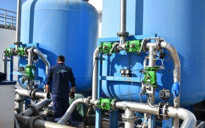 Suspensão de abastecimento de água em Ulme