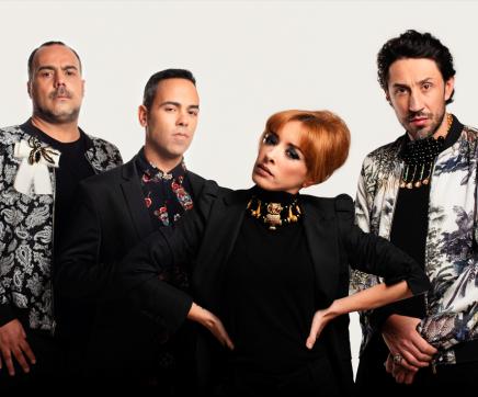 Amor Electro abrem ciclo de concertos na Arena de Almeirim