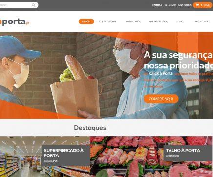 Startup de Santarém lança plataforma online que entrega à sua porta