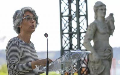 Ministra da Cultura recorda Veríssimo Serrão como referência de muitos historiadores