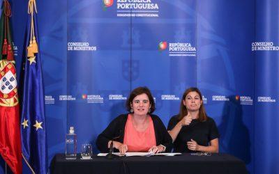 Portugal em estado de contingência a partir de 15 de Setembro