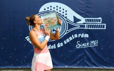Beatriz Maia vence a 4.ª edição do Santarém Ladies Open