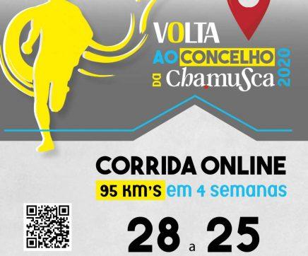 Chamusca organiza Corrida Online