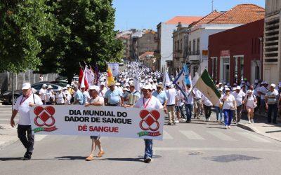 Câmara de Santarém apoia Grupos de Dadores Benévolos de Sangue de Santarém com 8 mil euros