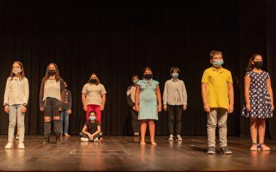 Jovens da Chamusca recriam Gil Vicente em peça de teatro ensaiada em tempo de confinamento