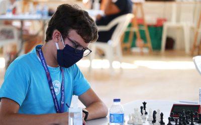 Bruno Ferreira participa no Campeonato Nacional de Jovens de Xadrez