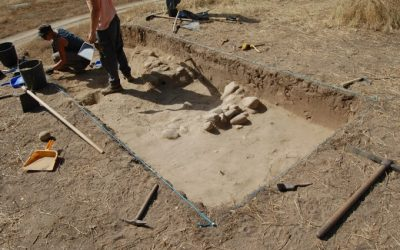 Proposta revisão da classificação da Estação arqueológica da Quinta da Goucha em Alpiarça