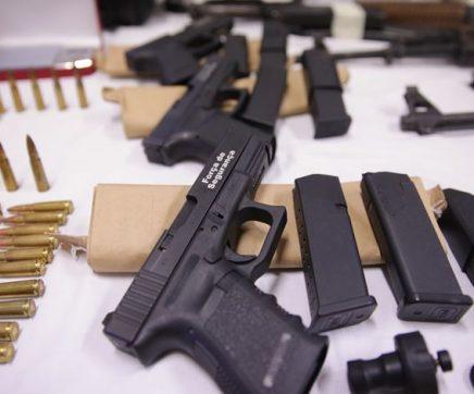 Proprietários têm até hoje para comunicar à PSP que armas de fogo são guardadas em cofres
