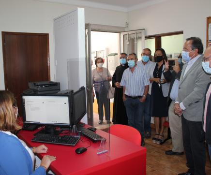 Câmara de Torres Novas inaugura espaços do Cidadão nas freguesias do concelho