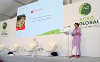 VÍDEO   Governo apresenta Agenda para a Inovação na Agricultura na Agroglobal