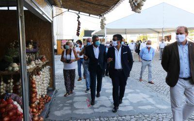Mercado da Cebola mantém viva a tradição até domingo em Rio Maior