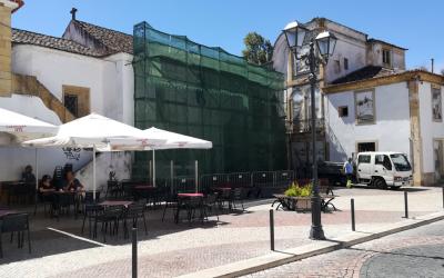 Câmara de Tomar assume obras de conservação da Capela de Santa Iria