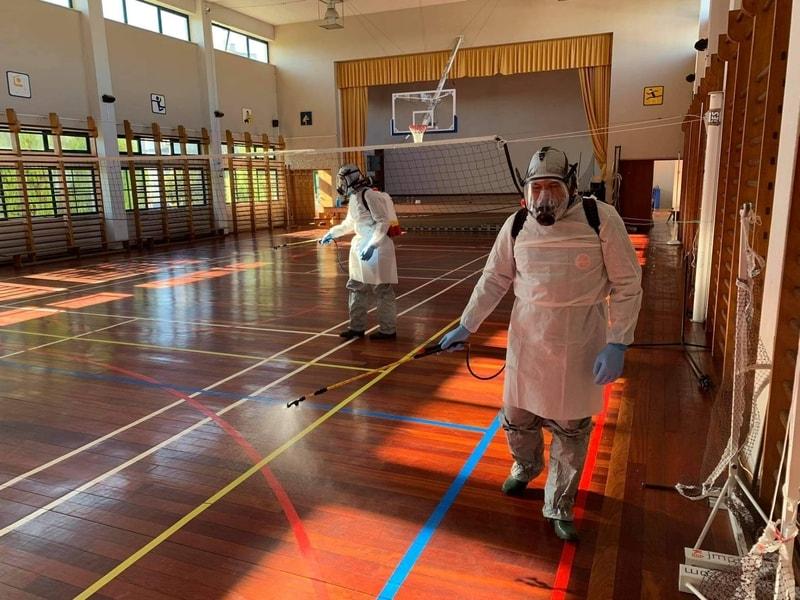Treinos desportivos suspensos após três atletas testarem positivo à covid-19 em Santarém