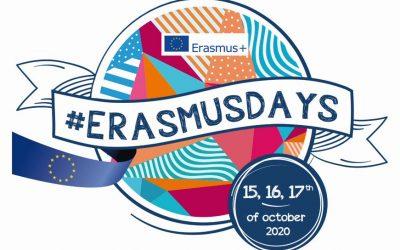 AE D. Afonso Henriques associa-se à celebração dos Dias Erasmus+