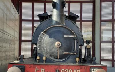164 anos do caminho de ferro em Portugal