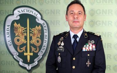 Gonçalo Carvalho assume comando da GNR de Santarém