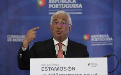 Portugal entrou hoje em novo estado de emergência por mais 15 dias