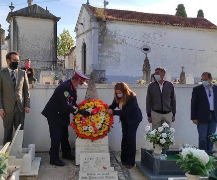 Cemitério de Alcanena com horário alargado em fim de semana de Finados