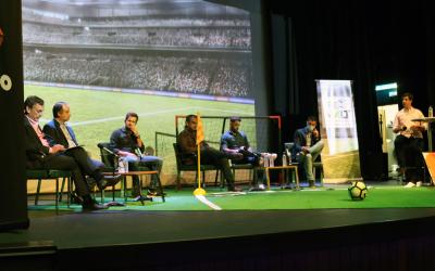 Retoma do Futebol foi o tema do colóquio promovido pelo Núcleo de Árbitros da Lezíria do Tejo em Almeirim
