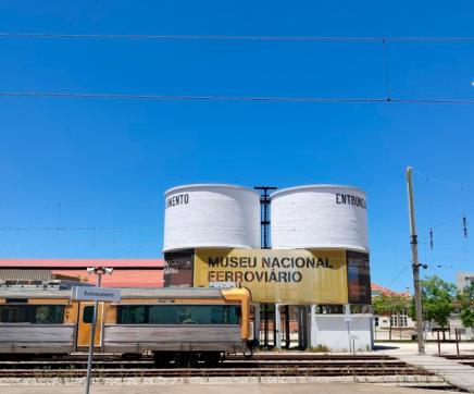 PCP reivindica modernização da estação ferroviária do Entroncamento