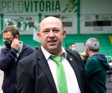 Ex-empresário de Salvaterra de Magos eleito presidente do Vitória de Setúbal
