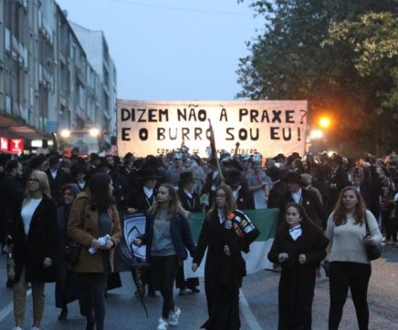 IP Santarém suspende praxes académicas