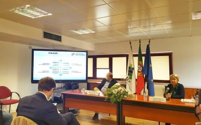 Secretária de Estado das Comunidades Portuguesas apresentou PNAID na CIMLT