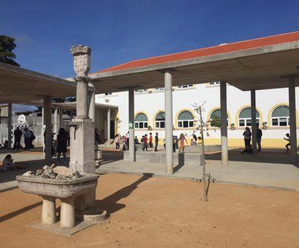 Inaugurada requalificação da escola EB1 Cortiçóis em Almeirim