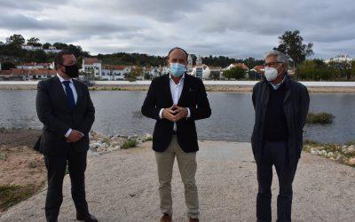 Requalificação da margem esquerda do Rio Sorraia inaugurada em Coruche