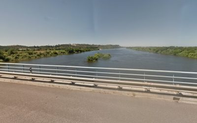 Verdes questionam Governo sobre impactos da extracção de areias junto à ponte Salgueiro Maia