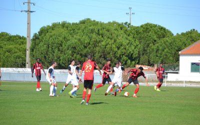 Coruchense e U. Tomar surpreendidos na segunda jornada do Campeonato Distrital