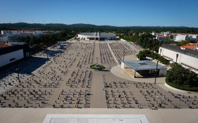 Peregrinação Internacional Aniversária termina hoje no Santuário de Fátima