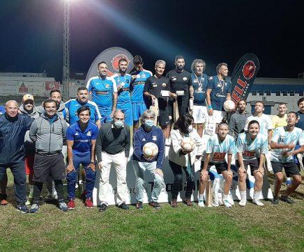 Vitória Clube Santarém entre os grandes vencedores do I Open Teqball Évora