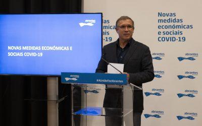 Abrantes reforça com 250 mil euros medidas de apoio às empresas e famílias