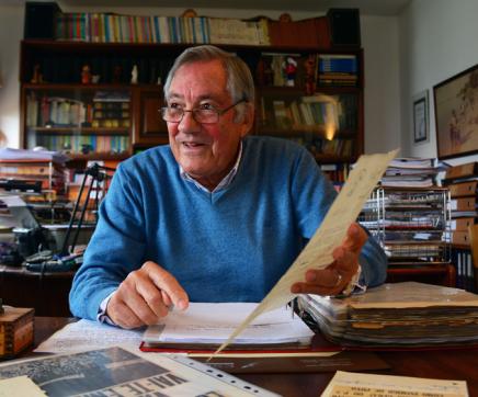 Socialista de Santarém recorda '25 de Novembro de 1975′ e papel de Salgueiro Maia