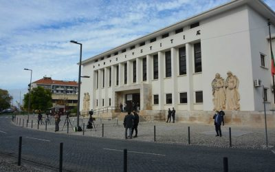 Julgamento de Tancos arranca em Santarém