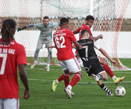 União de Santarém e Fátima empatam e União de Almeirim perde no Campeonato de Portugal